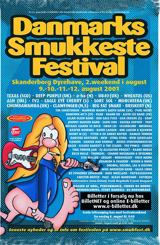 skanderborg festival program