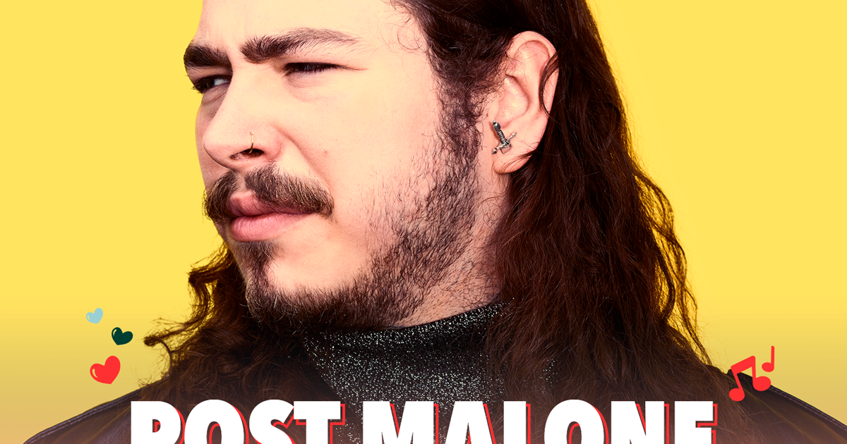 Post Malone på Smukfest 2018
